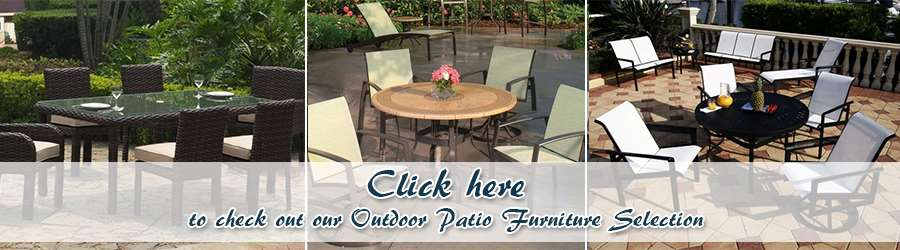 Outdoor Patio Furniture Ft Lauderdale